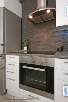 Keittiön seinä Kitchen, Home, Cooking, Kitchens, Ad Home, Homes, Cuisine, Haus, Cucina