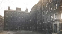 Built in the nineteenth century, the original Stamford Street estate was densely populated and provided 352 dwellings. As the foundations were being dug, a 30ft long barge and several smaller boats were found, suggesting that the site had once been a river bed. Four more blocks were added in the 1890s.