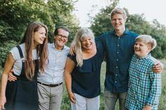 Basel, Switzerland Family Portrait | Image by Suzy-Lou Photography