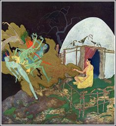 Edmund Dulac ‌Kingdom of the Pearl