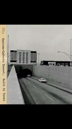 Baytown/LaPorte Tunnel    I remember going through this tunnel a ton of times and water dripping down on the car. They eventually demolished this tunnel and built The Fred Hartman Bridge. Melissa Mcinnis