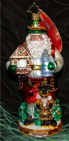 Bavaria's Best Radko Ornament