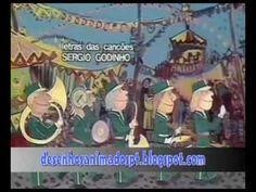 Os Amigos do Gaspar - Genérico(1ºsérie)