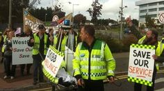 Cork ambulance protest group ends stretcher push West Cork, Ambulance, Group, How To Plan