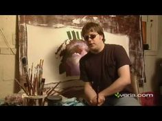 In this Art Therapy Video from Veria Living, Blind Artist John Bramblitt began to lose his eyesight when he was just 11 years old, but you wouldn't know it by looking at his work. He uses a special fabric paint that leaves raised lines on the canvas so he can track his progress. For colors, he says each color of paint has a different feel. He knows the colors by touch. Believe it or not, John says the world's a much more colorful place now that he's blind.