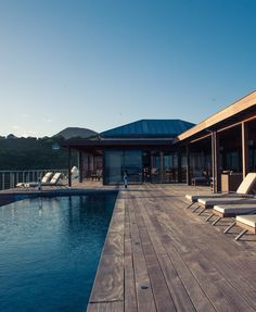 Wimco Villas, St. Barts. Photo by @TheCoveteur