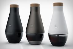 Miracle Machine | @ Home wine-making machine with iOS monitoring. Holy hell I WANT THIS!