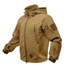 All Weather Jacket | Coyote Brown