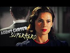 ►Agent Carter is Superhero<<< This is amazing