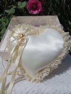 Hortense B Hewitt ring bearer wedding by Redalligatorvintage