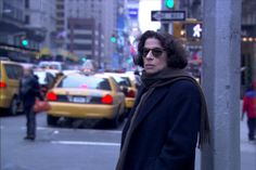 """Fran Lebowitz, author, 1978 Metropolitan Life: """"I know Los Angeles and San Francisco are supposed to be 'cities,' but they're not. I always felt like Chicago is the only other city in America. I always say that a city is a place where you can put your hand in the air and hail a taxi."""" By Elly Fishman, Arts and Culture zine"""