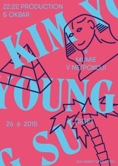 Kim Young SU @ Ne/Pokoj bar