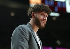 Portland Trail Blazers center Jusuf Nurkic preparing to make long-awaited return Sunday: 'I. - National Basketball Association News Calf Strain, Non Binary People, New March, Western Conference, Basketball Association, Nba News, Portland Trailblazers, Trail Blazers, Play Soccer