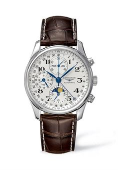 Wempe Longines Watchmaking Tradition L5.512.0.71.6