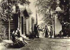 TRAVEL'IN GREECE   1891, National Garden, #Athens, #Greece, #travelingreece