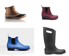 April Shower Proof: Rain Boots to Keep You Dry — Annual Guide 2016 | Apartment Therapy