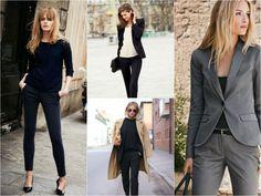 Второе правило – одежда на собеседование должна подходить вам по размеру и хорошо на вас си