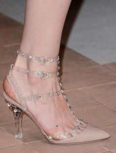 lamorbidezza:  Shoes at Valentino Spring 2013