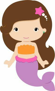 silhouette design store cute mermaid ava s 1st birthday rh pinterest com 1st birthday clipart free 1st birthday clip art images