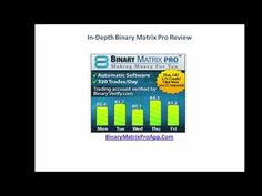 Binary Matrix Pro Review 2014 The Real Truth Revealed!