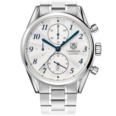 TAG Heuer TAG Heuer CARRERA Calibre 16 HeritageAutomatic Chronograph41 mm