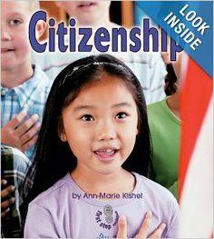 Citizenship (First Step Nonfiction): Ann-Marie Kishel: 9780822564041: Amazon.com: Books
