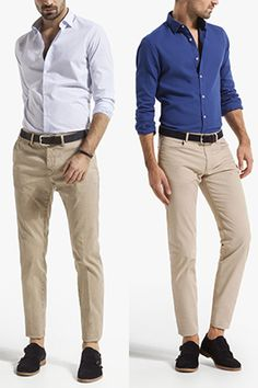 Outfit Ideas With Khaki Trousers , Finding the Best Outfit Ideas With Khaki Trousers Definitions of Outfit Ideas With Khaki Trousers Many men who wear lingerie do so since they like to . Smart Casual, Casual Looks, Men Casual, Komplette Outfits, Casual Outfits, Look Fashion, Mens Fashion, Business Mode, Business Casual