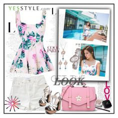 """""""YesStyle Polyvore Group """" Show us your YesStyle """""""" by lip-balm ❤ liked on Polyvore featuring Kershaw, Eranzi, Lane172, Summer, contest and yesstyle"""
