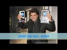 ▶ JORGE LUIS PILA @jorgeluispila ACTOR - YouTube