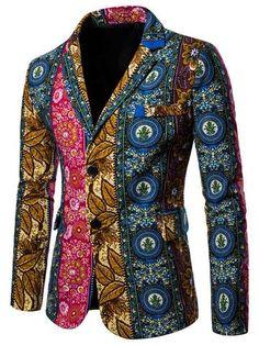 ANDYOU Men Blouse Pure color Blazer Vogue Knit Leisure Top Sweater