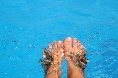 Swimming - love it!