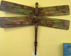 Fan blades, spindle  nl2014