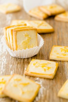 Homemade Chessmen Cookies Recipe - from Cupcake Project