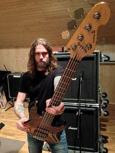 Fredrik Larsson ( Hammerfall ), Sandberg California TM5