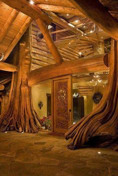 Grown up tree house? Yes, please.