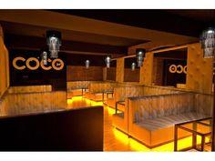 W Coco Music Club znajdują się 3 bary, 4 sale z lożami, a w nich około 150 miejsc siedzących. Niezapomniana impreza tylko w Coco ! http://krakowforfun.com/pl/3/kluby/coco-music-club