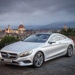 Nieuwe foto's van de Mercedes S-klasse S500 en S63 AMG Coupé