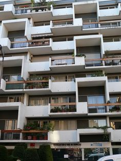 Immeuble 31-35 rue Saint-Ambroise (Paris (11 ème ), 1969)   Structurae