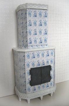 Kaakeliuuni - Hallahovi - Vuodatus.net Fire Places, Dollhouse Ideas, Miniature, Inspiration, Home, Fireplace Set, Biblical Inspiration, Fireplaces, Mini Things
