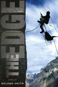 The Edge by Roland Smith   9780544341227   Hardcover   Barnes & Noble