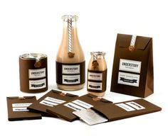 Classy Chocolate Bottles - Understory Chocolatiers Packaging Concept looks Super Sweet (GALLERY)