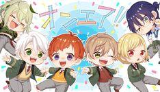 Manga, Guys, Fictional Characters, Game 1, Idol, Character Design, Lovers, Type, Glasses