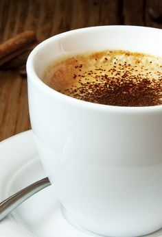 French Vanilla Mocha Deluxe: Warm up to the flavors of hot cocoa, coffee, French vanilla and cinnamon.