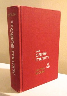 The Caine Mutiny by Herman Wouk First Edition 1951 by AppasAlaska, $30.00