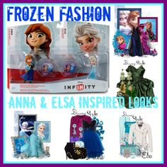 Disney Infinity Newest Characters Anna and Elsa Styles Come To Life #DisneyInfinity #Disney