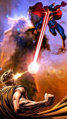 Superman vs. Hyperion
