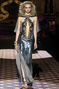 Roberto Cavalli - Fall 2004 Ready-to-Wear - #feelingfashion