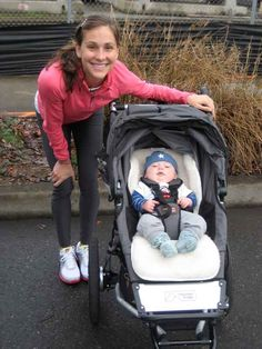 Kara and son Colt. She's true inspiration!