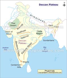 physiographic provinces of south asia google search