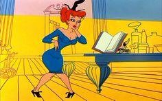 Holiday Film Reviews: Broom-Stick Bunny
